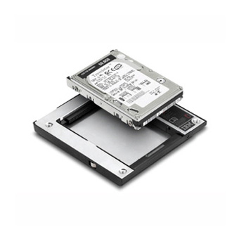 LENOVO 43N3412 THINKPAD SERIAL HARD DRIVE BAY ADAPTER III SILVER