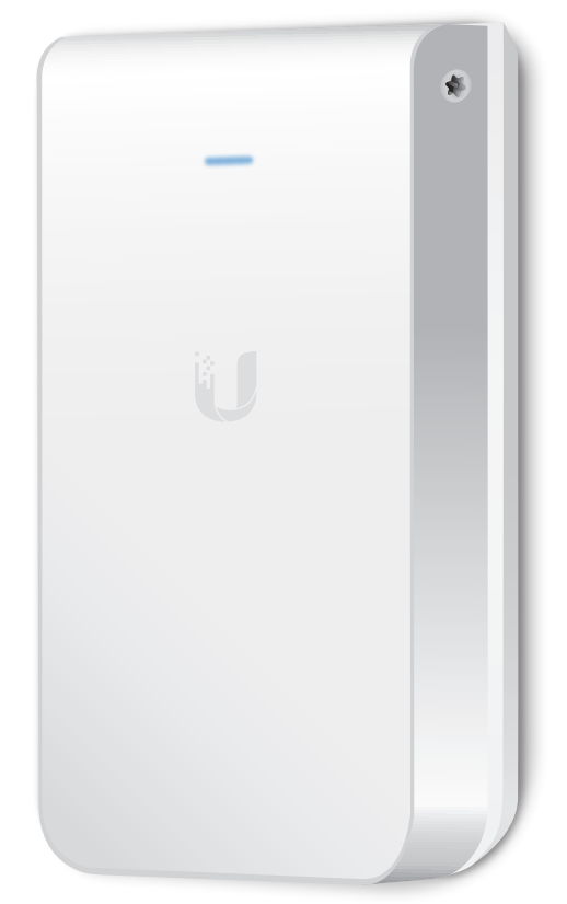 Ubiquiti Networks UniFi HD In-Wall WLAN access point Power over Ethernet (PoE) White 1733 Mbit/s