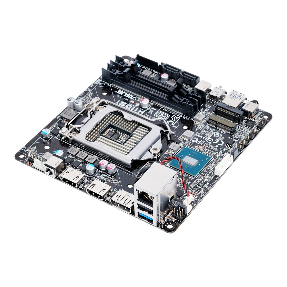 ASUS H110S1/CSM INTEL H110 LGA 1151 (SOCKET H4) MINI-STX