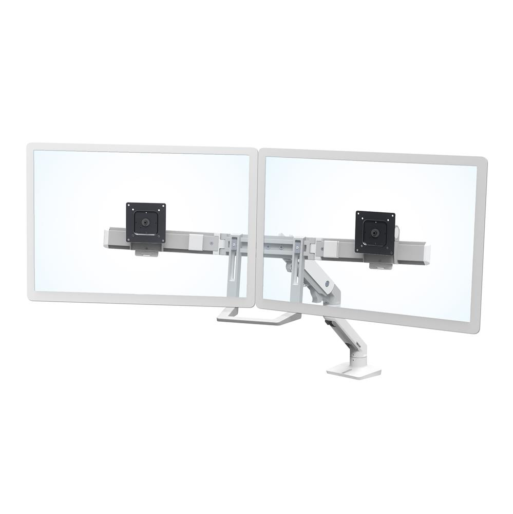 ERGOTRON 45-476-216 HX DESK DUAL MONITOR ARM
