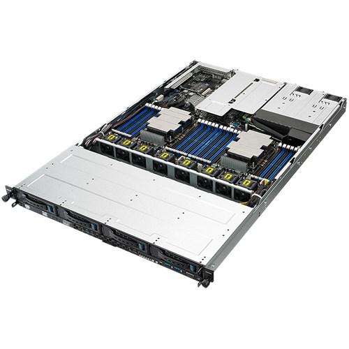 ASUS RS700-E9-RS4 Intel C621 LGA 3647 Rack (1U) Stainless steel
