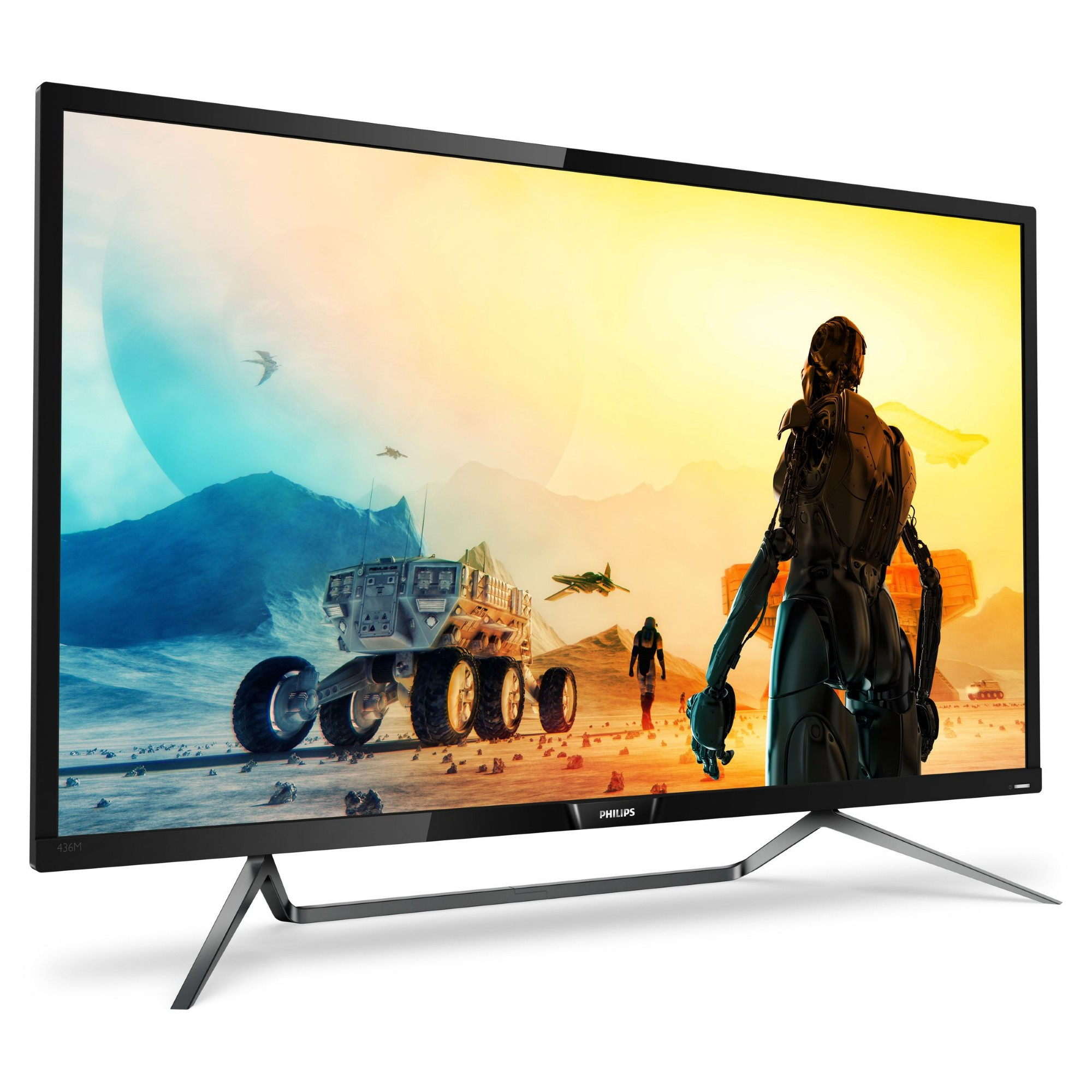 PHILIPS 4K HDR DISPLAY WITH AMBIGLOW 436M6VBPAB/00