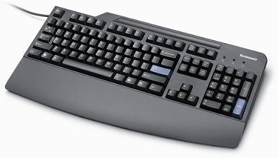 LENOVO 41A5298 PRERED PRO USB QWERTY DANISH BLACK