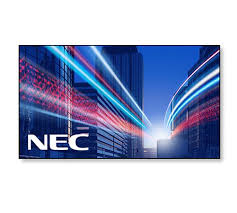 NEC 60003906 MULTISYNC X555UNV DIGITAL SIGNAGE FLAT PANEL 55