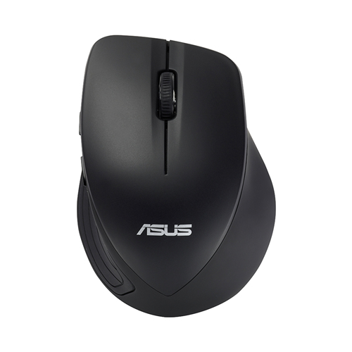 ASUS WT465 RF WIRELESS OPTICAL 1600DPI RIGHT-HAND BLACK MICE