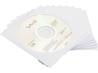 SONY RECOVERY DVD PACK DE