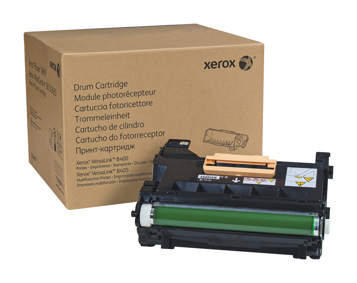 XEROX 101R00554 DRUM KIT, 65K PAGES