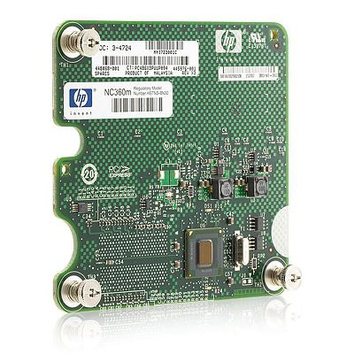 HPE 445978-B21 NC360M INTERNAL ETHERNET 2000MBIT - S NETWORKING CARD
