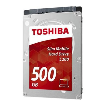 TOSHIBA L200 500GB SERIAL ATA III INTERNAL HARD DRIVE