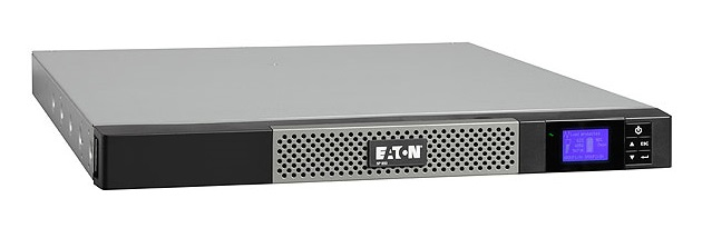EATON POWERWARE 5P1150IR 1150VA 6AC OUTLET(S) RACKMOUNT BLACK,GREY UNINTERRUPTIBLE POWER SUPPLY (UPS)
