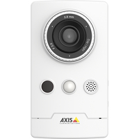 AXIS 0811-001 M1065-L IP SECURITY CAMERA INDOOR CUBE WHITE 1920 X 1080PIXELS