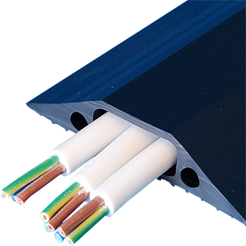 CABLENET 72 2821 CABLE TRAY STRAIGHT CABLE TRAY BLUE