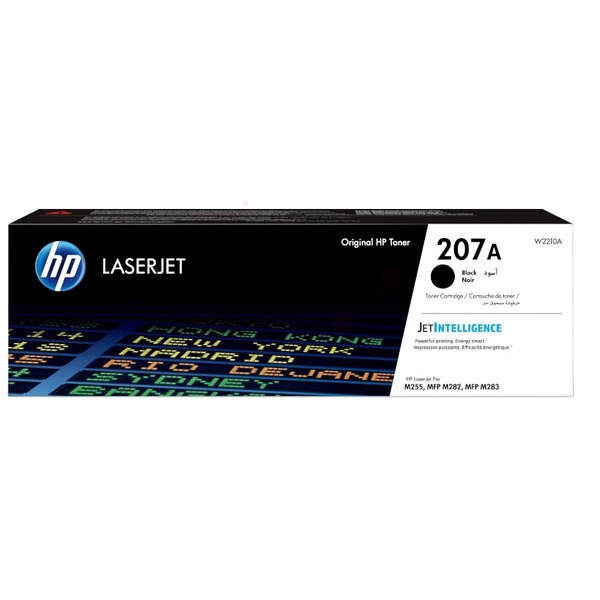 HP W2210A (207A) Toner black, 1.35K pages