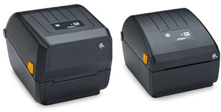 ZEBRA ZD220 LABEL PRINTER THERMAL TRANSFER 203 X 203 DPI WIRED