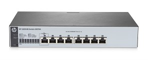 HPE J9979A 1820-8G MANAGED NETWORK SWITCH L2 GIGABIT ETHERNET 1U GREY