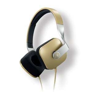 YAMAHA HPH-M82 GOLD CIRCUMAURAL HEAD-BAND HEADPHONE