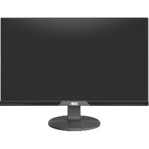 "AOC I240SXH 23.8"" FULL HD LED FLAT BLACK COMPUTER MONITOR"