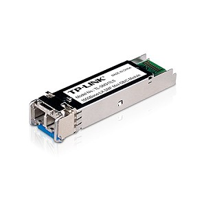 TP-LINK 1000BASE-BX SINGLE-MODE SFP MODULE 1280MBIT/S 1310NM NETWORK MEDIA CONVERTER