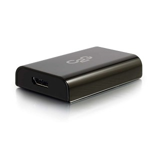 C2G USB 3.0 TO DISPLAYPORT AUDIO/VIDEO ADAPTER - EXTERNAL VIDEO CARD