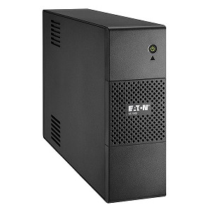 EATON POWERWARE 5S1000I 5S 1000I 1000VA 8AC OUTLET(S) TOWER BLACK UNINTERRUPTIBLE POWER SUPPLY (UPS)