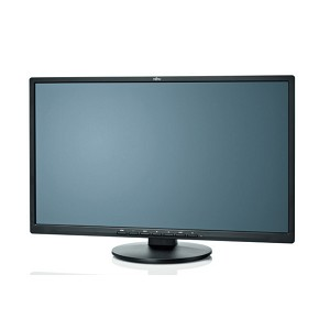 "FUJITSU DISPLAYS E24-8 TS PRO 23.8"" FULL HD LED MATT FLAT BLACK COMPUTER MONITOR"
