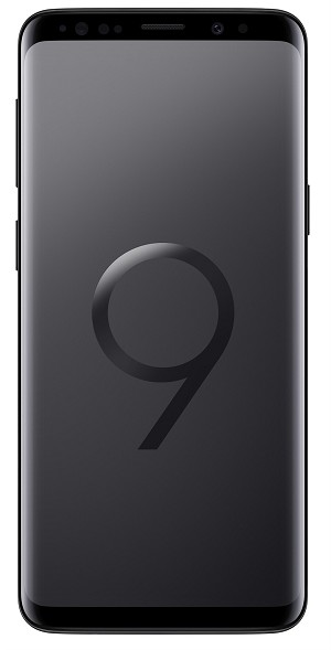 "SAMSUNG GALAXY S9 SM-960F 5.8"" SINGLE SIM 4G 4GB 64GB 3000MAH BLACK"