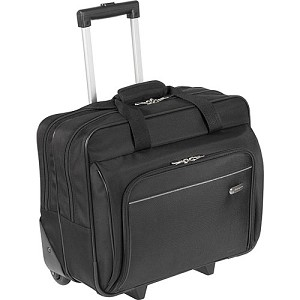 "TARGUS TBR003EU 16"" TROLLEY CASE BLACK NOTEBOOK"