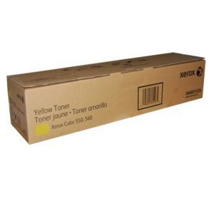 XEROX 006R01526 TONER YELLOW, 34K PAGES @ 5% COVERAGE