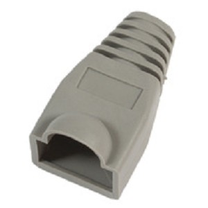MICROCONNECT KON503G GREY 50PC(S) CABLE BOOT