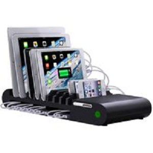 ESTUFF ES80175 10 PORT USB CHARGING STATION