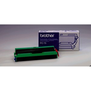BROTHER PC-75 THERMAL-TRANSFER-ROLL, 144 PAGES