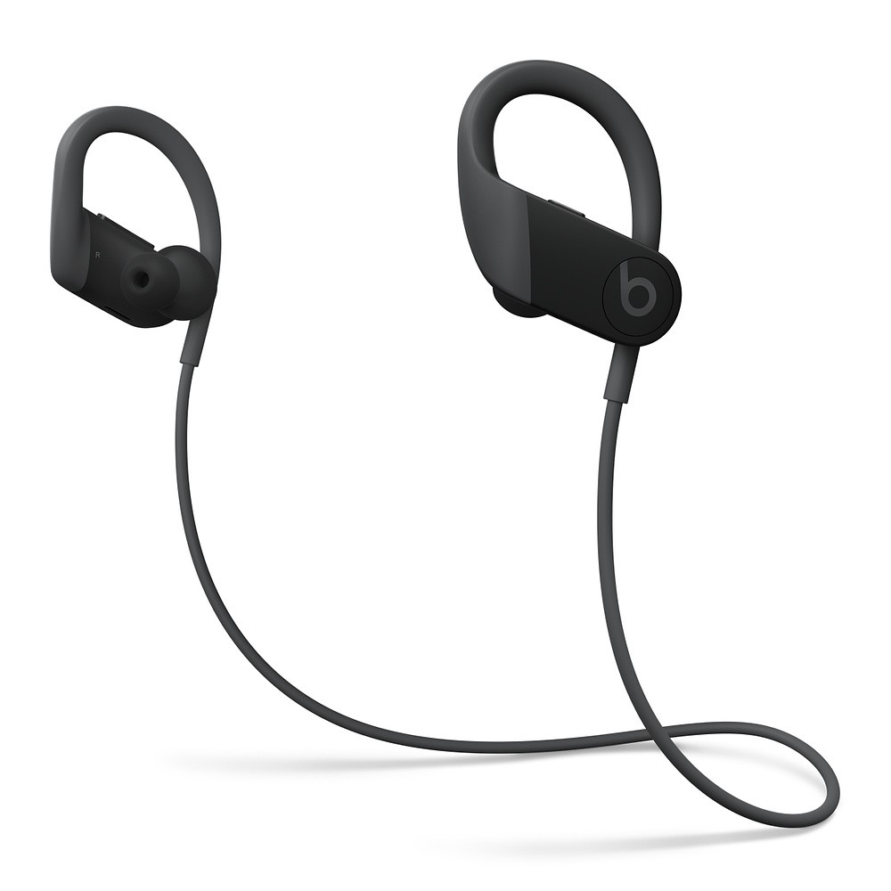 Apple Powerbeats Headphones Ear-hook,In-ear Black