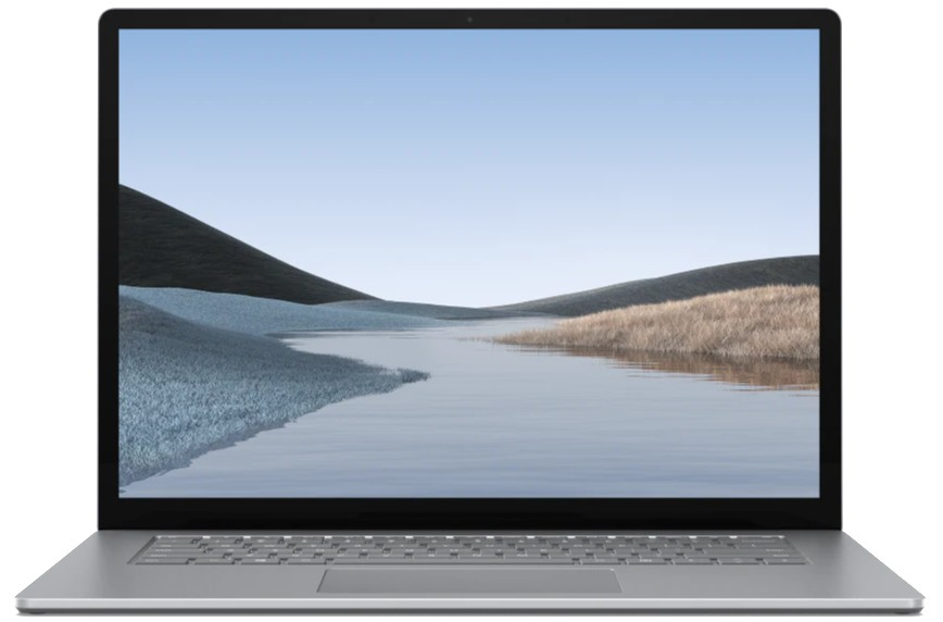 "Microsoft Surface Laptop 3 Platinum Notebook 38.1 cm (15"") 2496 x 1664 pixels Touchscreen 10th gen Intel Core i7 16 GB LPDDR4x-SDRAM 256 GB SSD Windows 10 Pro"